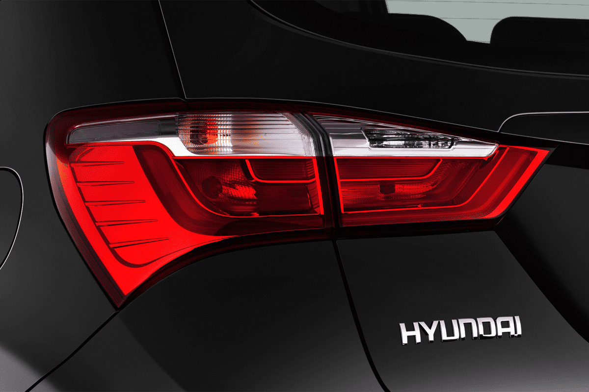 Hyundai ix20 taillight