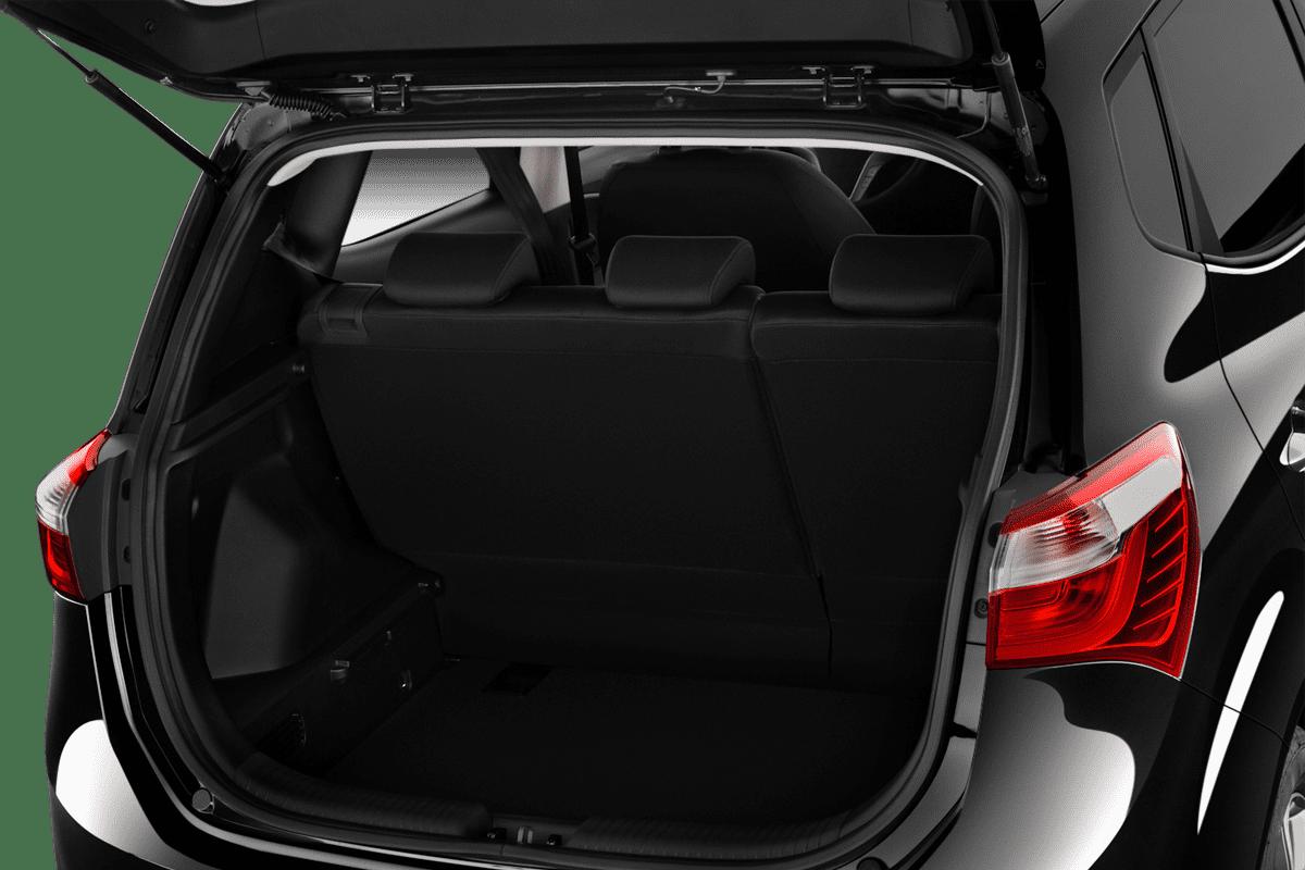 Hyundai ix20 trunk