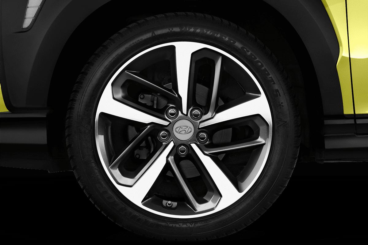 Hyundai Kona Plug-in-Hybrid wheelcap