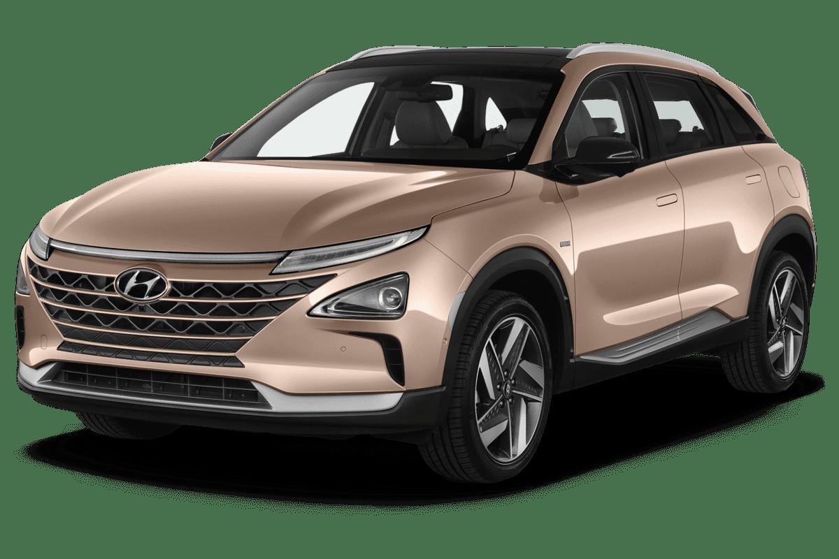 Hyundai Nexo angularfront