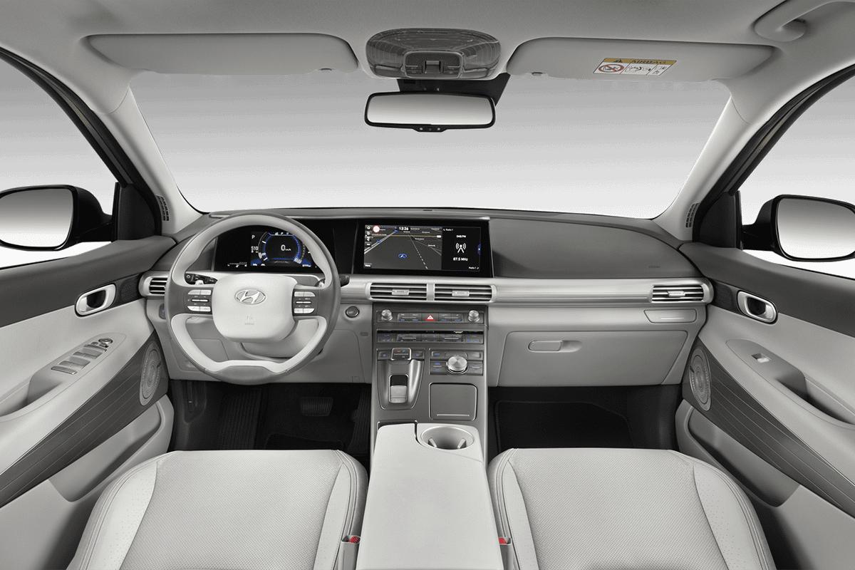 Hyundai Nexo dashboard