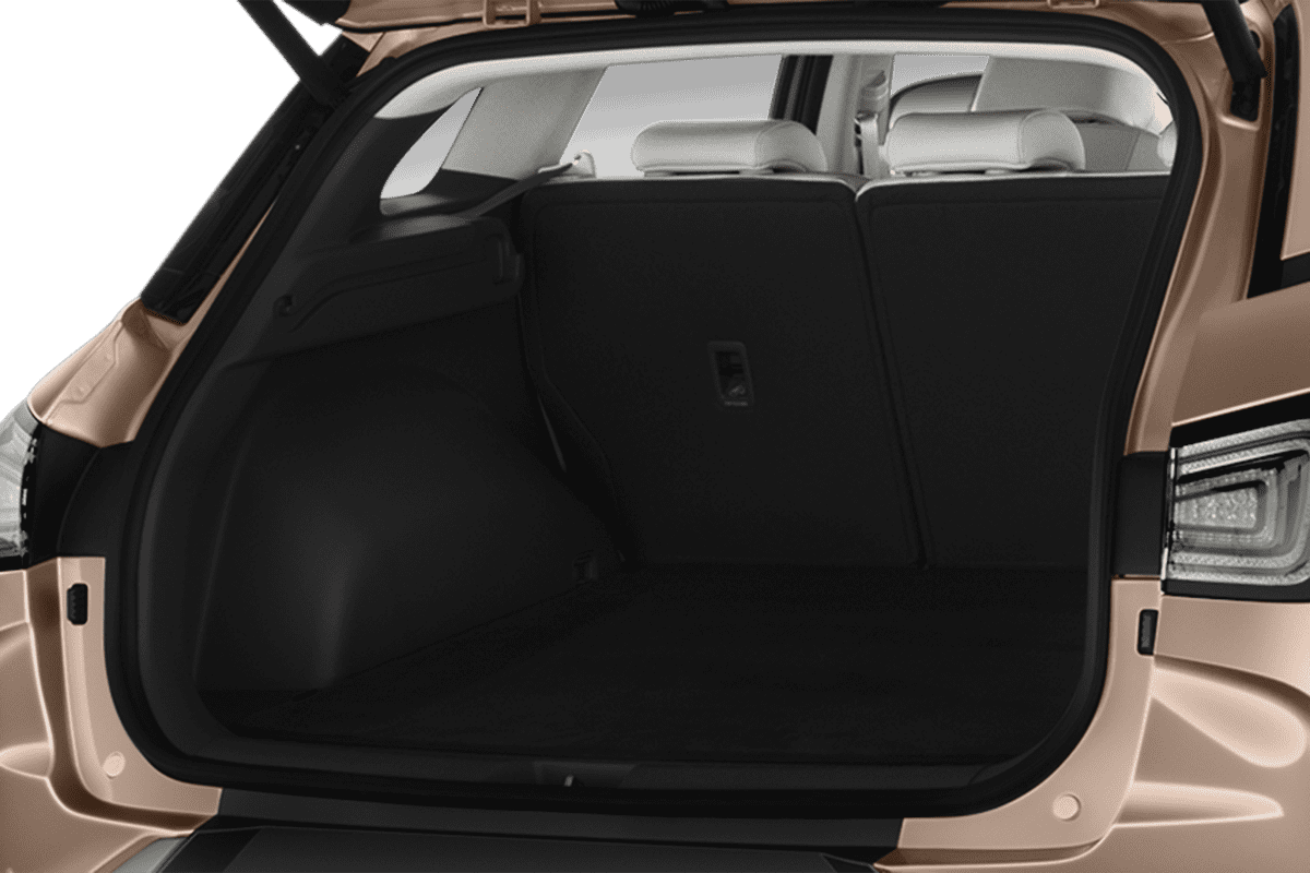 Hyundai Nexo trunk