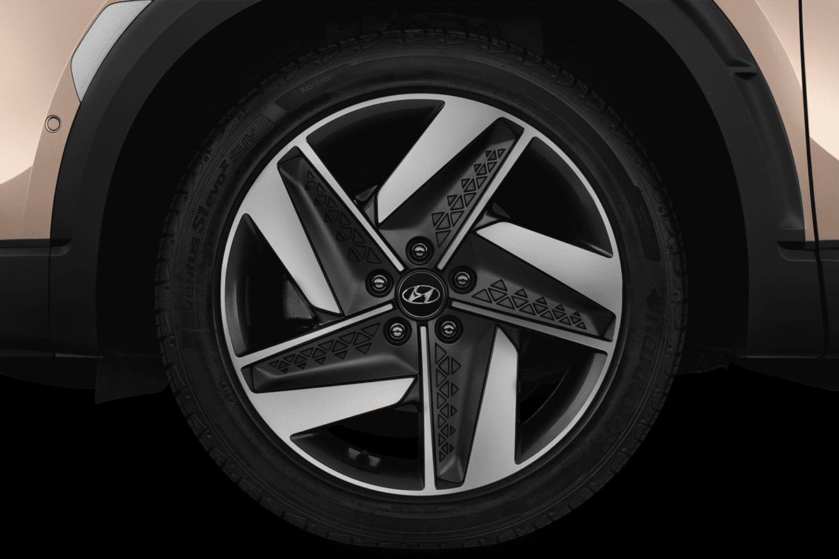 Hyundai Nexo wheelcap