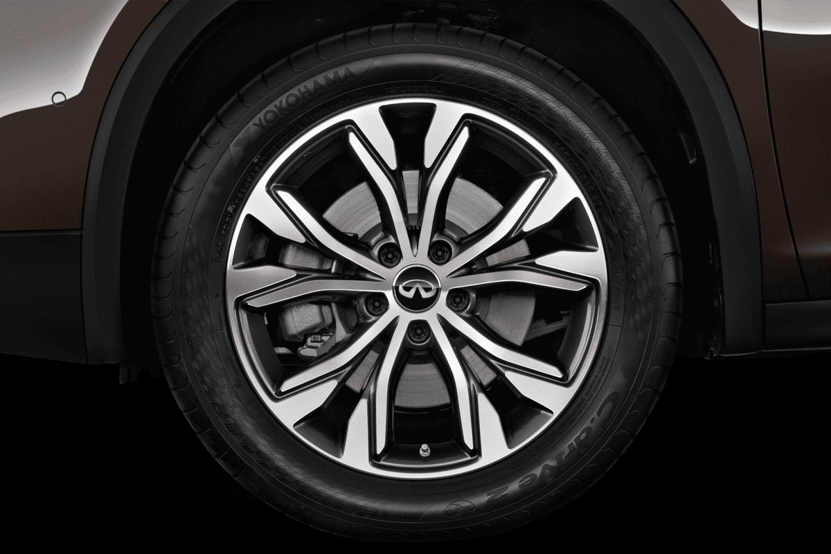 Infiniti QX30 wheelcap