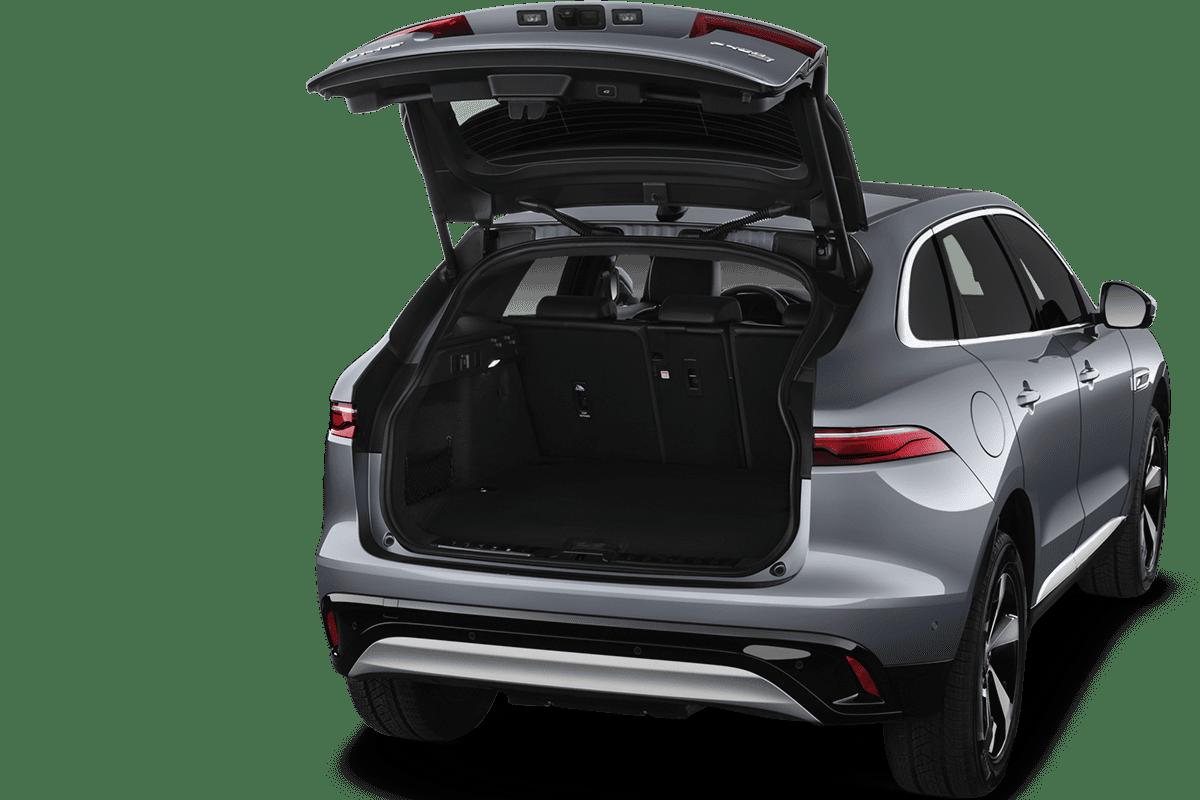 Jaguar F-Pace trunk