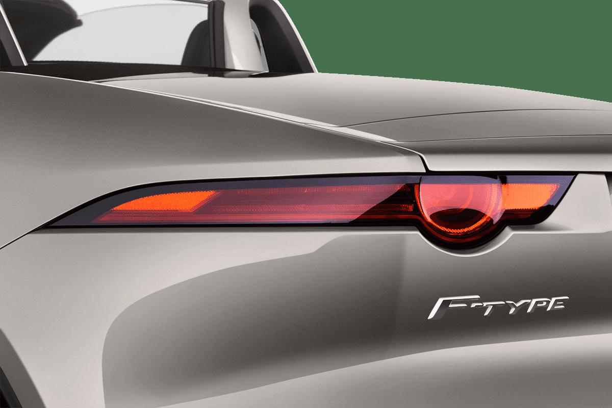 Jaguar F-Type Cabrio taillight