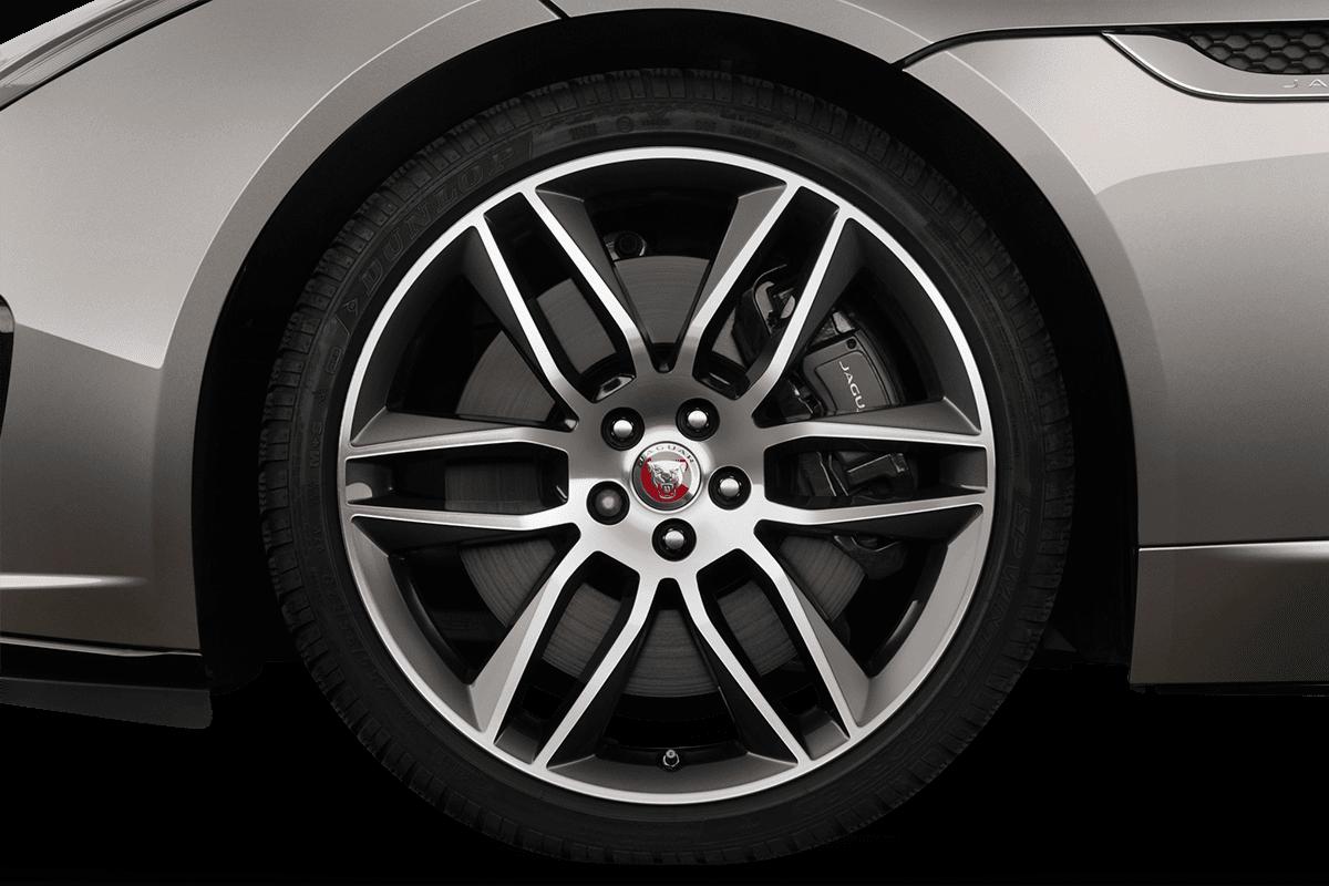 Jaguar F-Type Cabrio wheelcap