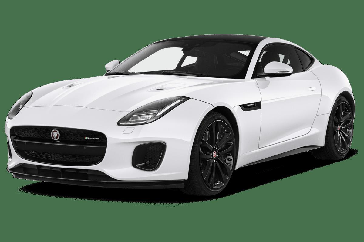 Jaguar F-Type Coupé angularfront
