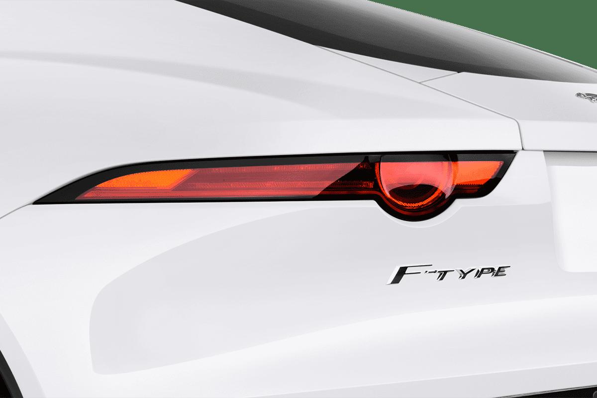 Jaguar F-Type Coupé taillight