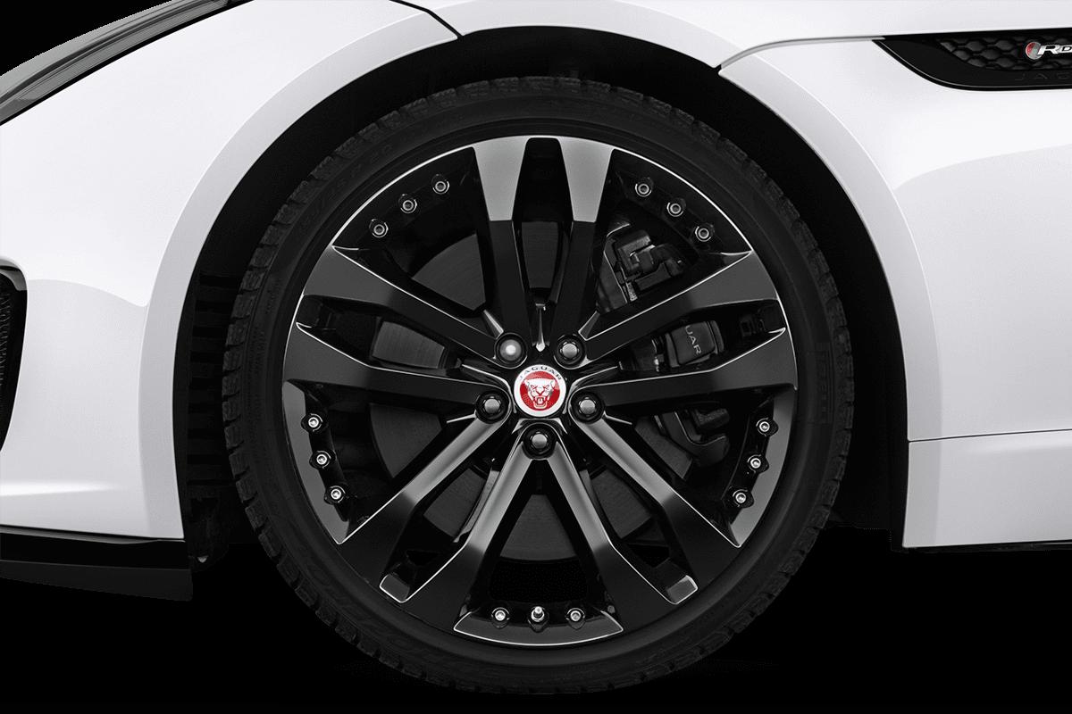 Jaguar F-Type Coupé wheelcap