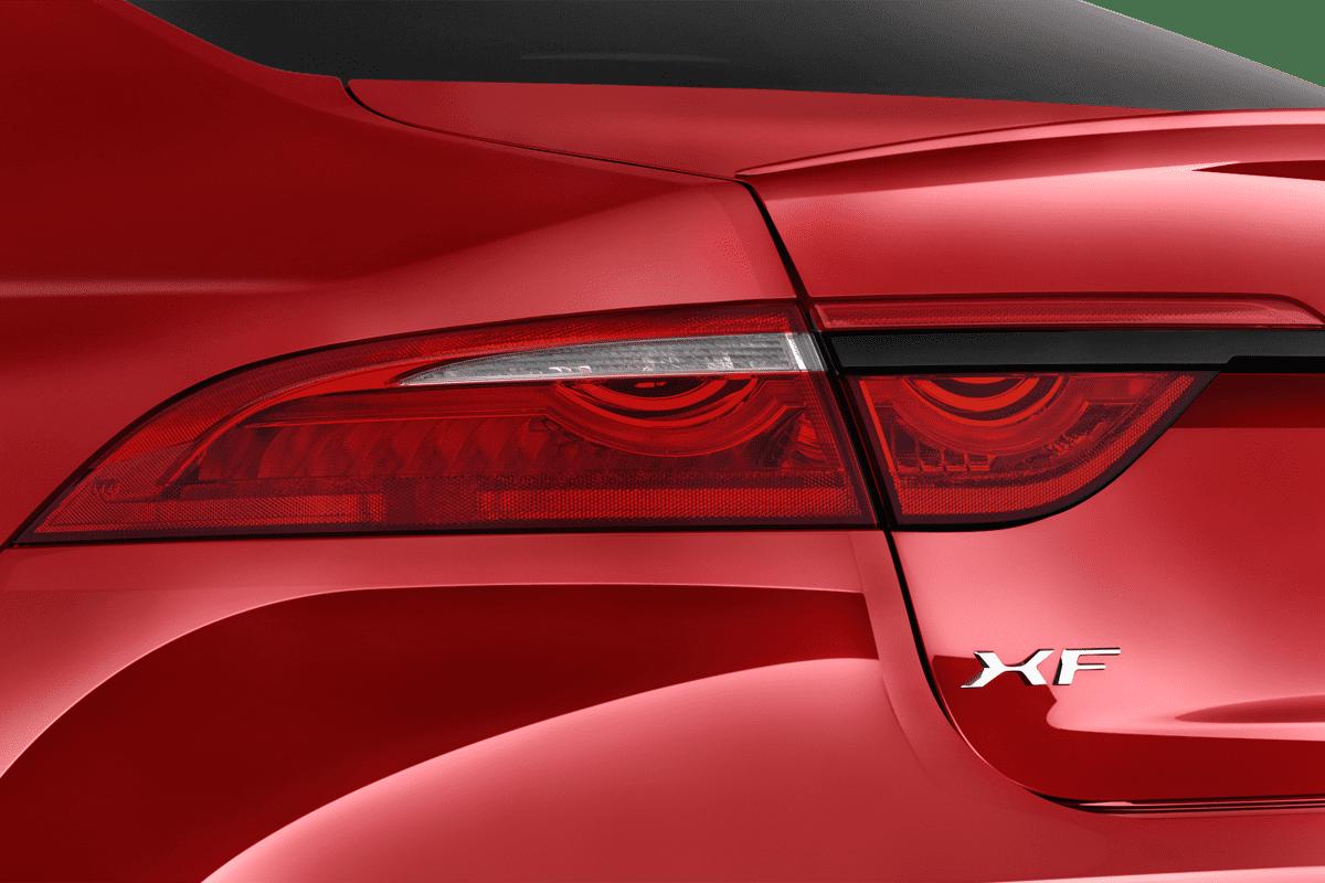 Jaguar XF taillight