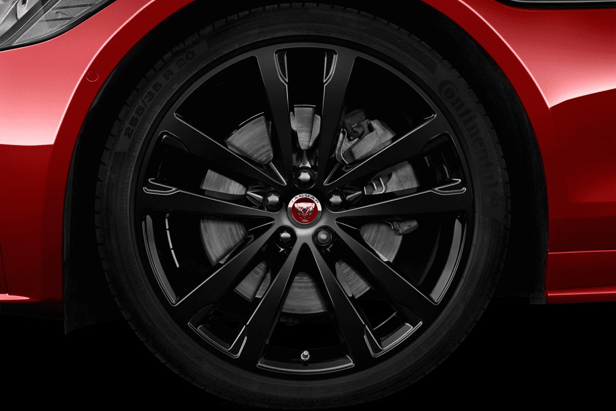 Jaguar XF wheelcap