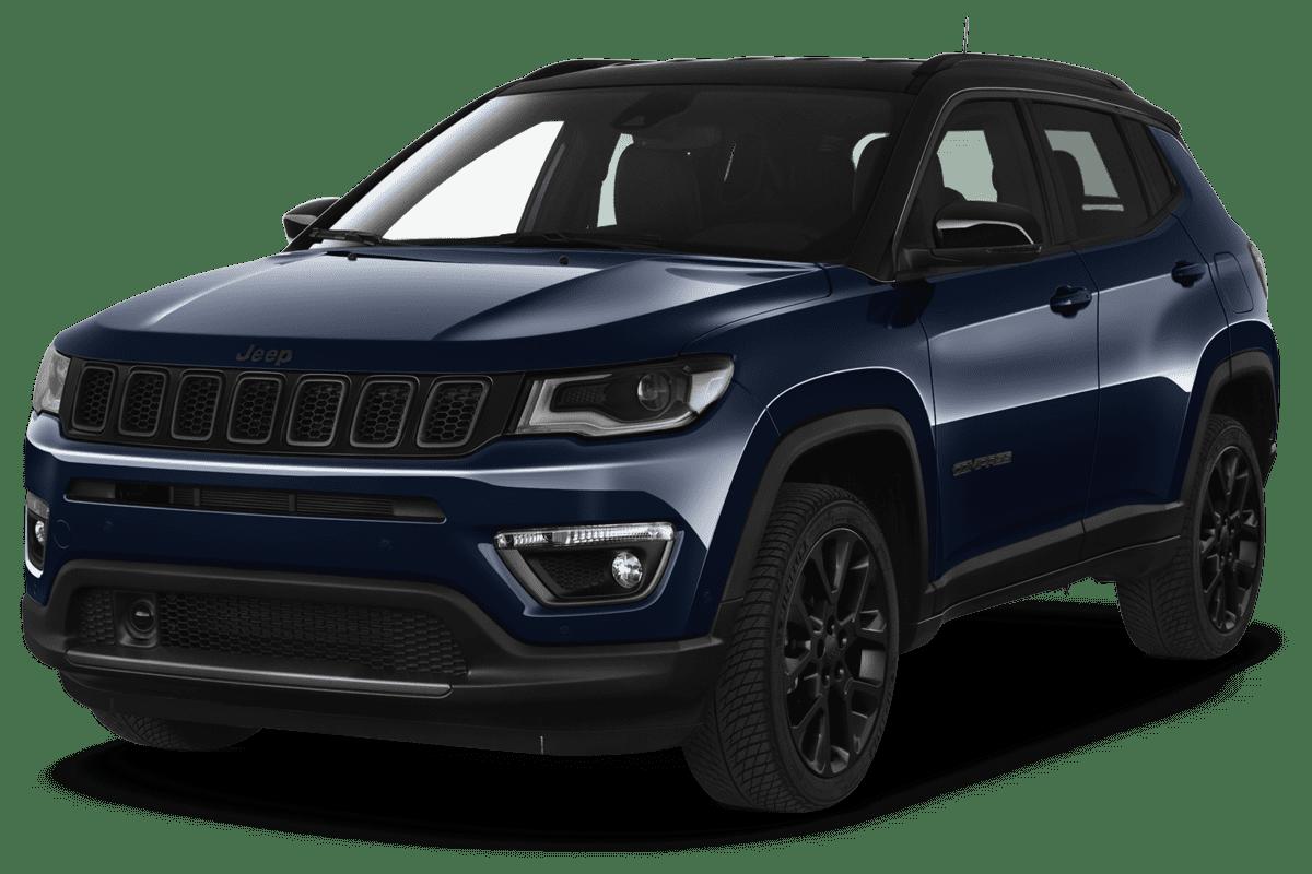 Jeep Compass angularfront