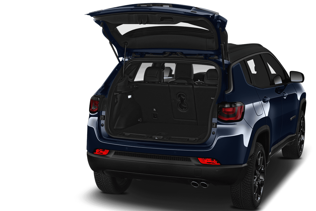 Jeep Compass trunk