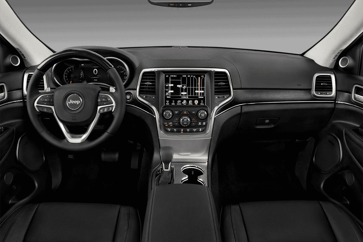 Jeep  dashboard