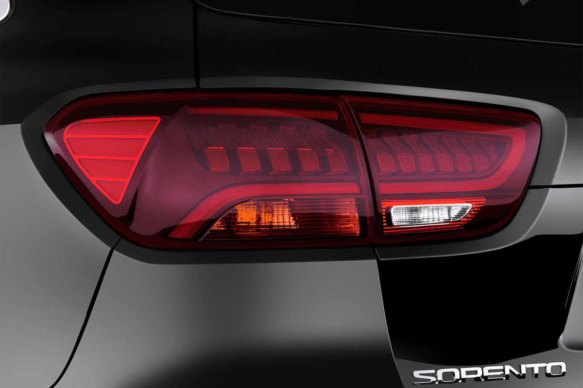 KIA Sorento Hybrid taillight