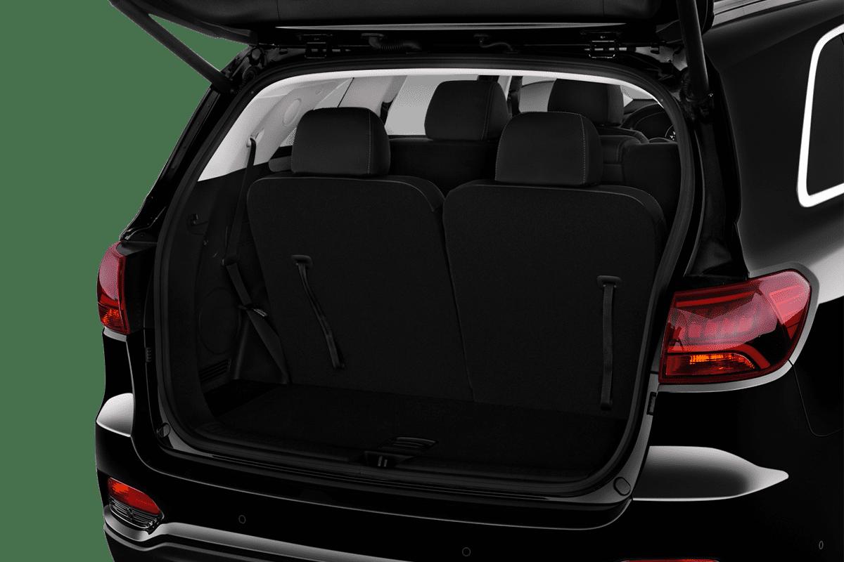 KIA Sorento Hybrid trunk
