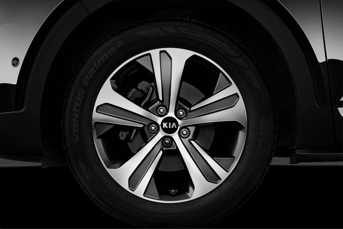 KIA Sorento Hybrid wheelcap