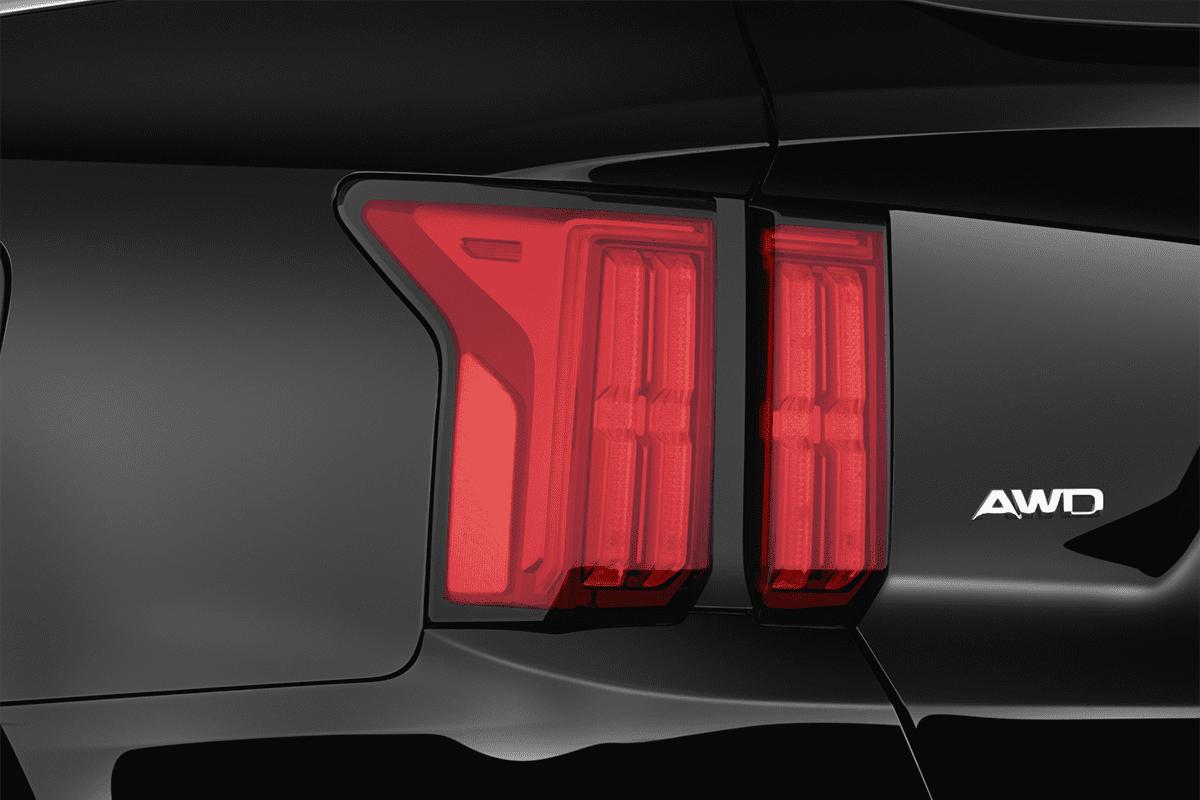 KIA Sorento Plug-in-Hybrid taillight