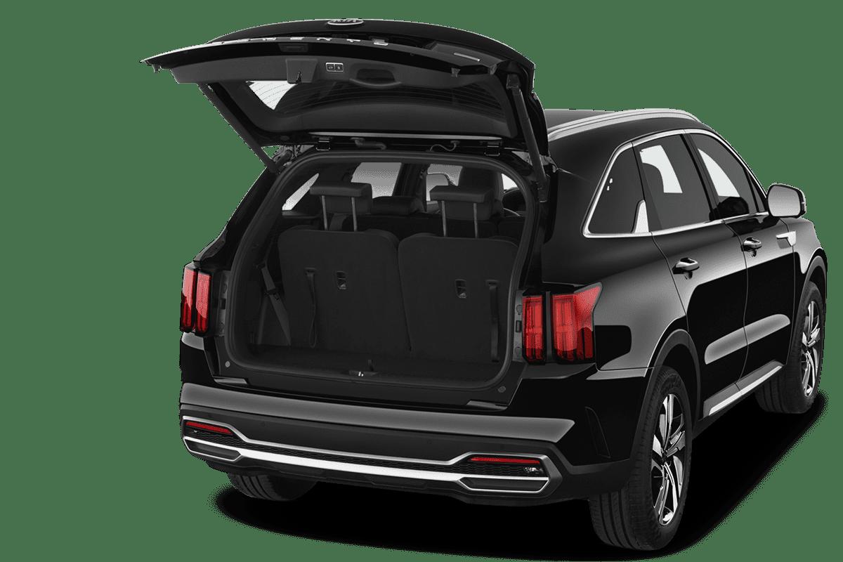 KIA Sorento Plug-in-Hybrid trunk