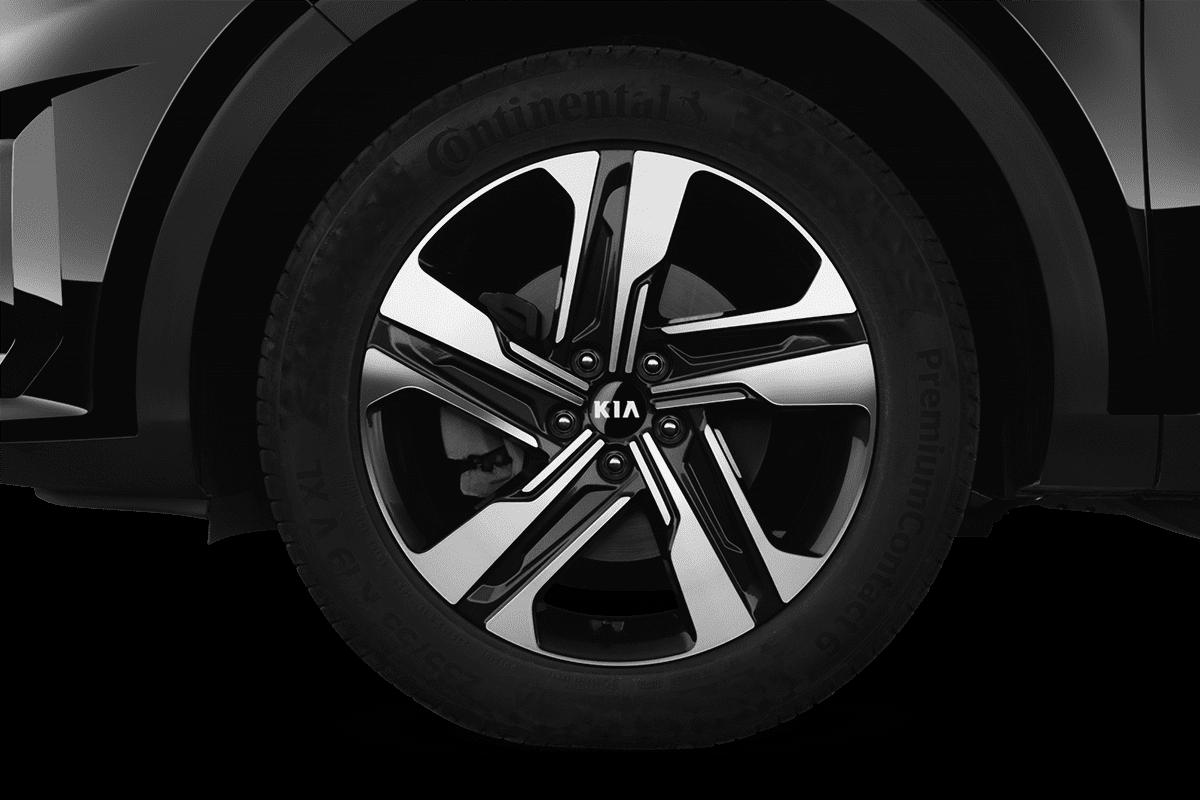 KIA Sorento Plug-in-Hybrid wheelcap