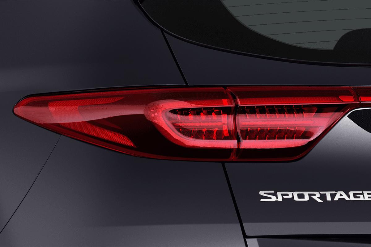 KIA Sportage Hybrid taillight