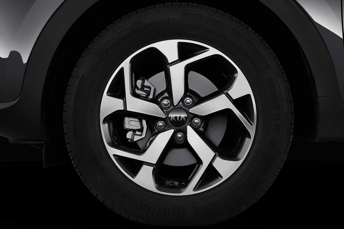 KIA Sportage Hybrid wheelcap