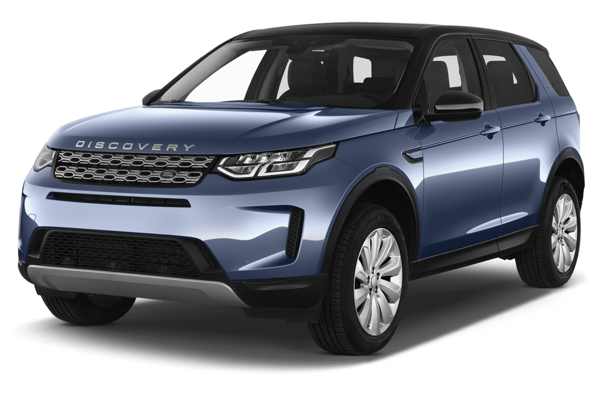 Land Rover Discovery Sport angularfront