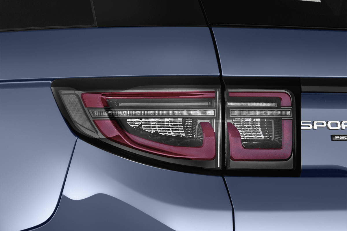 Land Rover Discovery Sport taillight