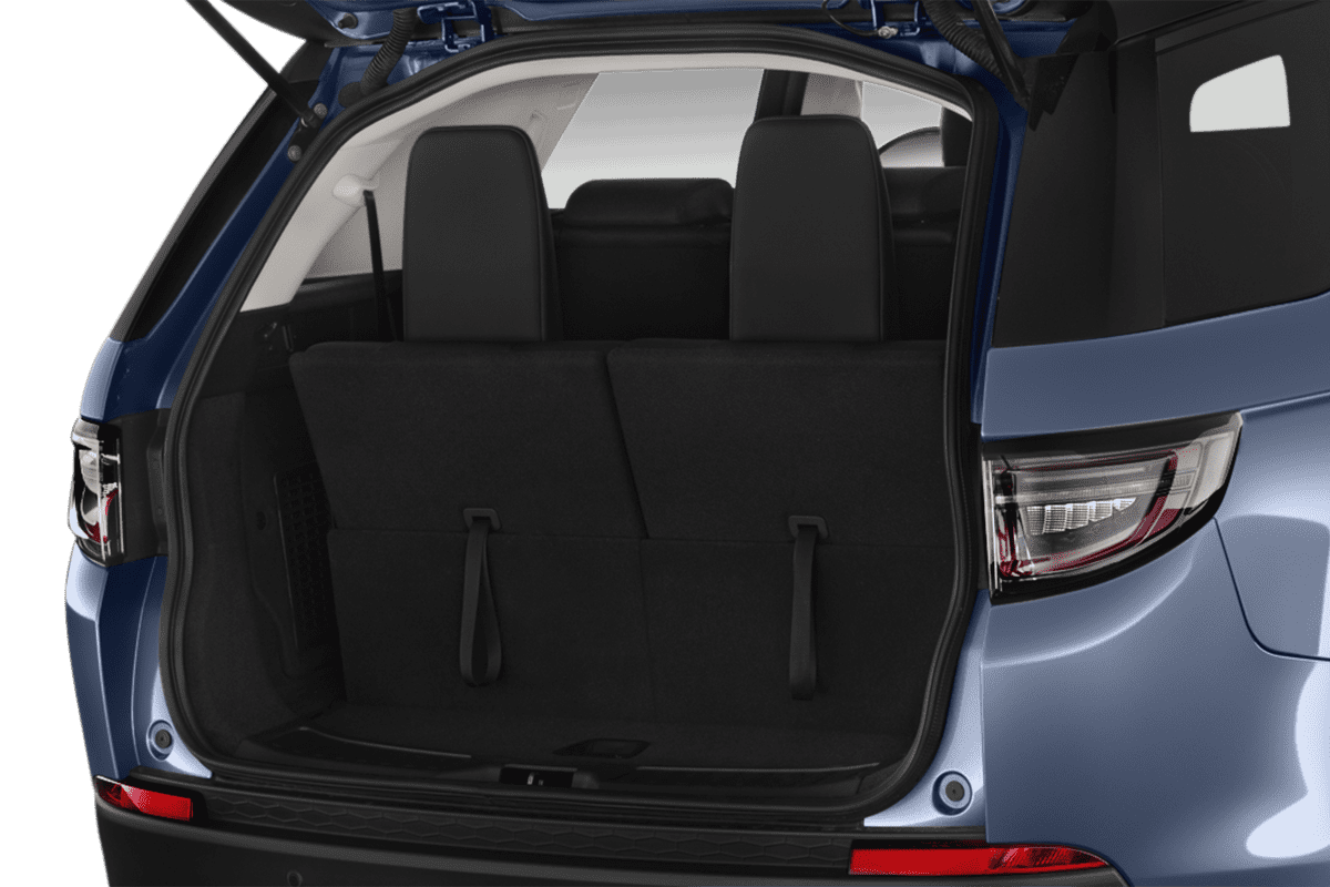Land Rover Discovery Sport trunk
