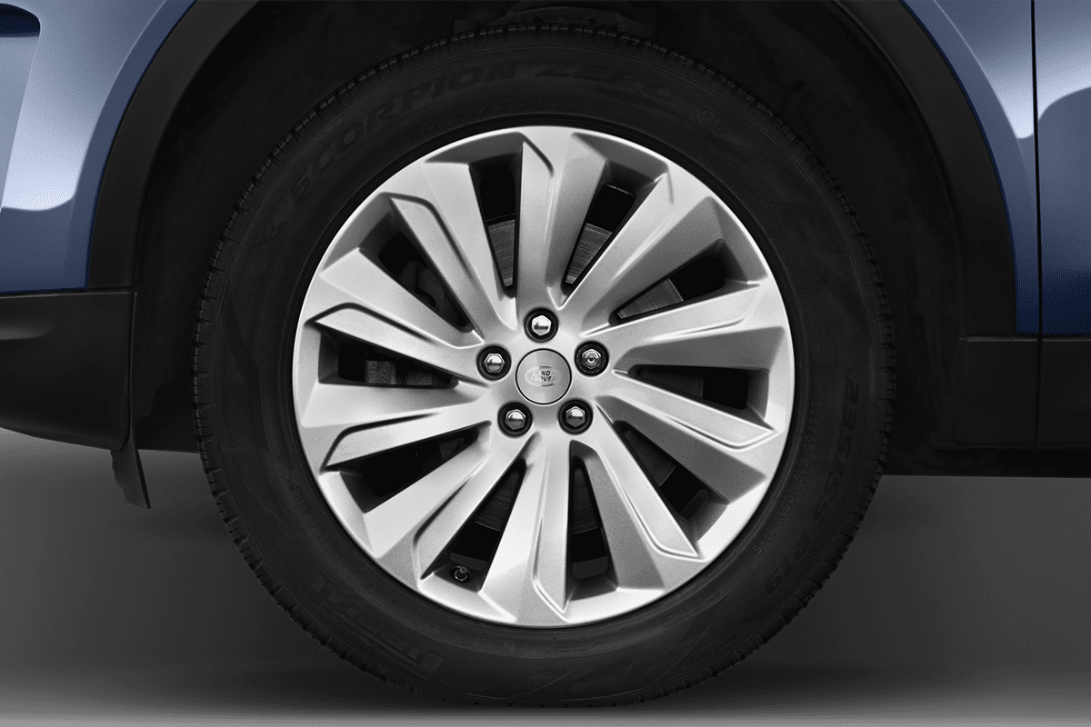 Land Rover Discovery Sport wheelcap
