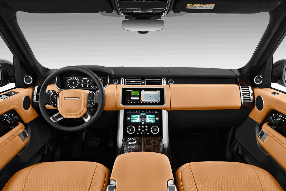 Land Rover Range Rover Plug-in Hybrid dashboard