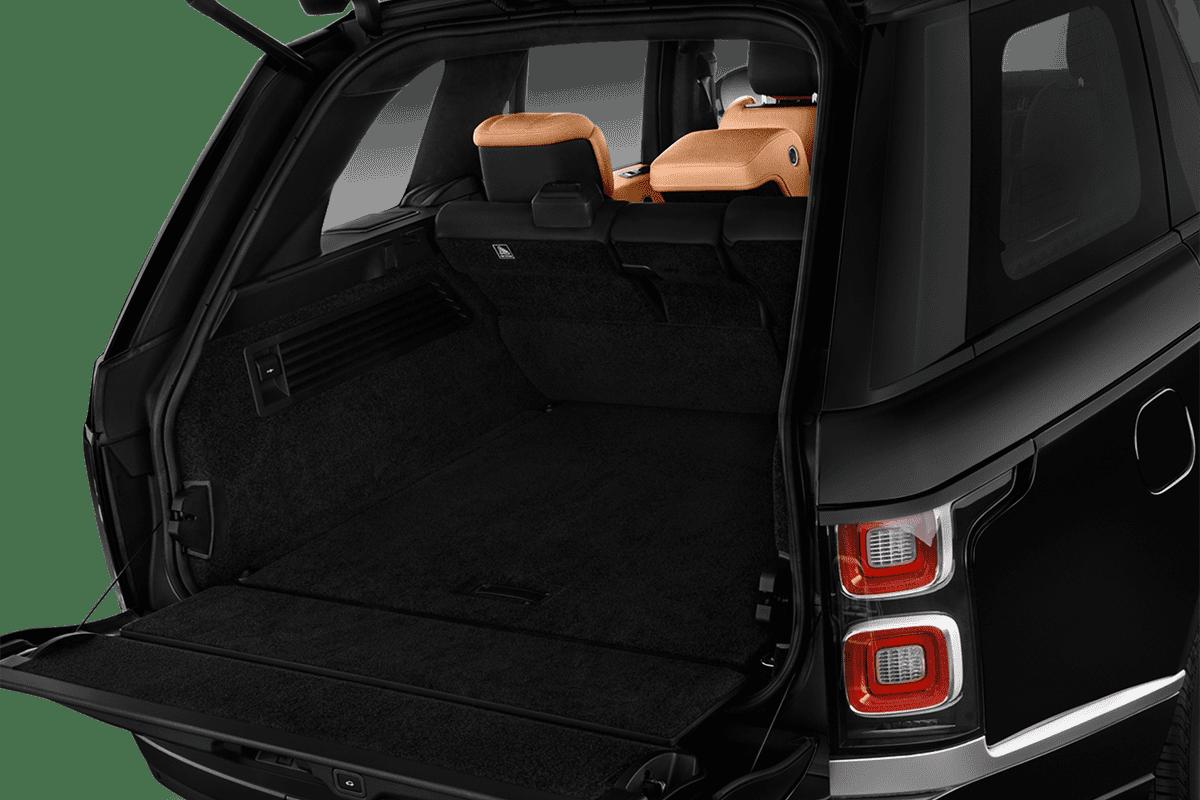 Land Rover Range Rover Plug-in Hybrid trunk