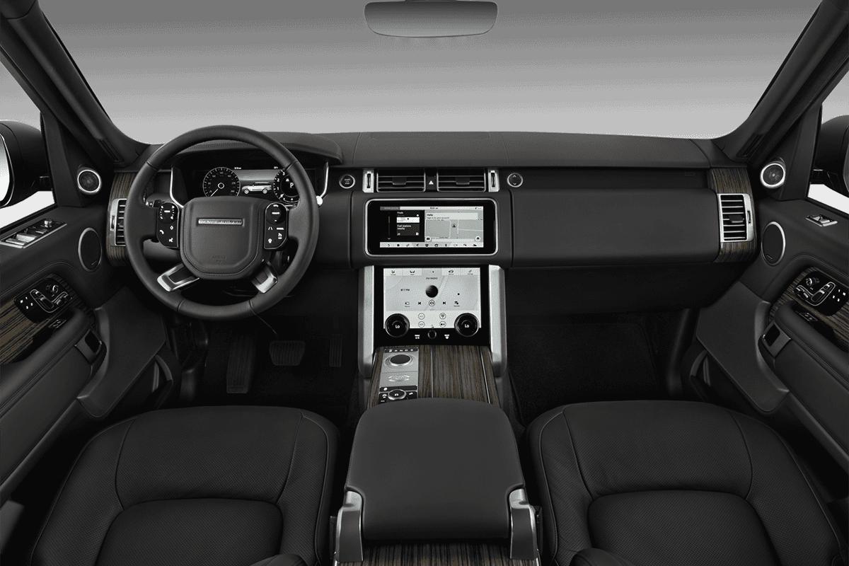 Land Rover Range Rover dashboard