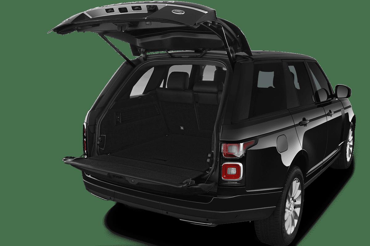 Land Rover Range Rover trunk