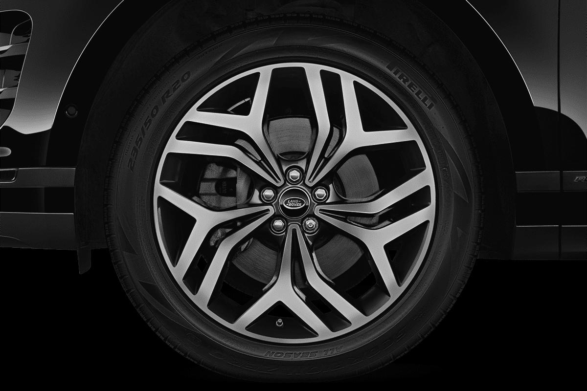 Land Rover Range Rover Evoque Plug-In-Hybrid wheelcap