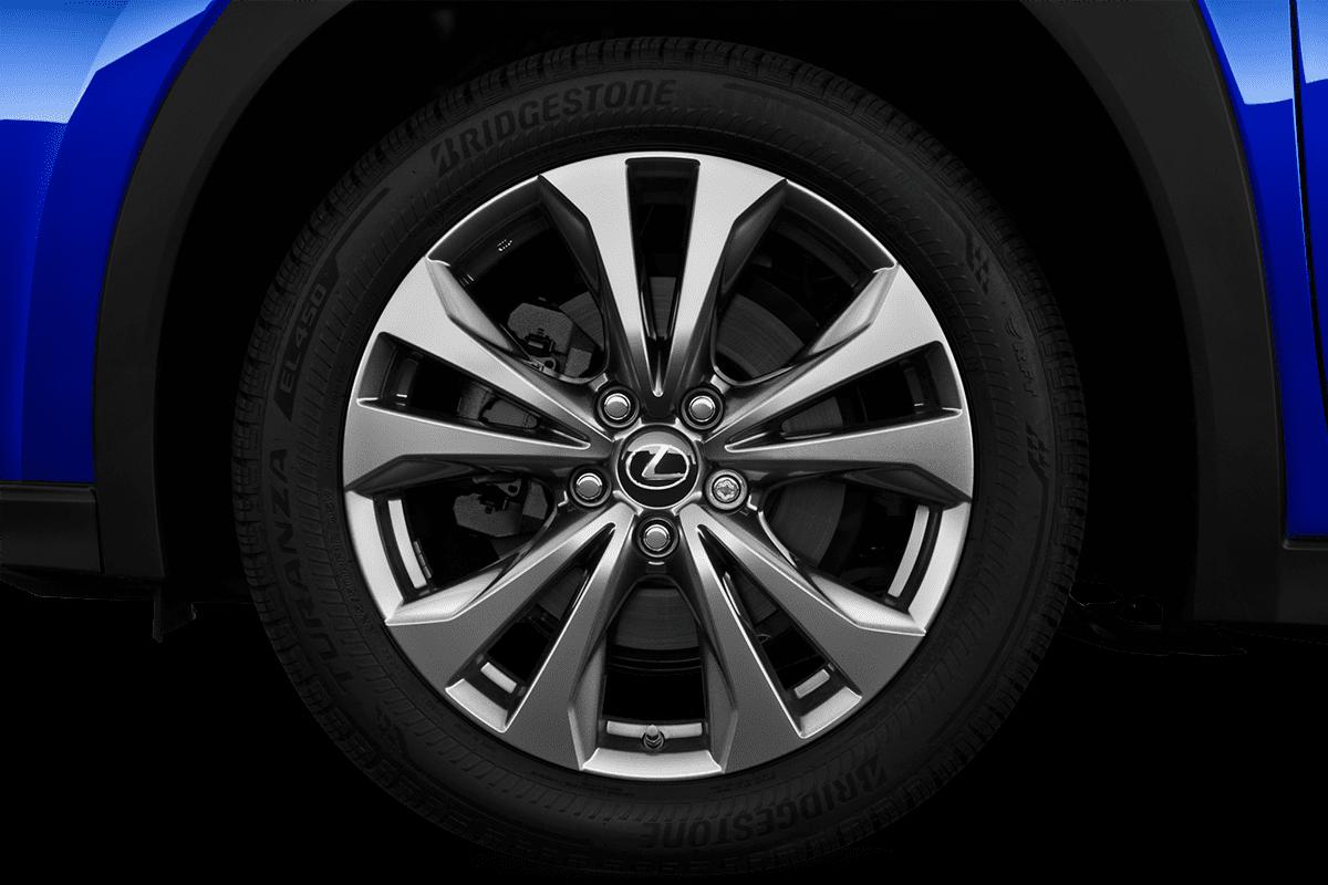 Lexus UXe wheelcap