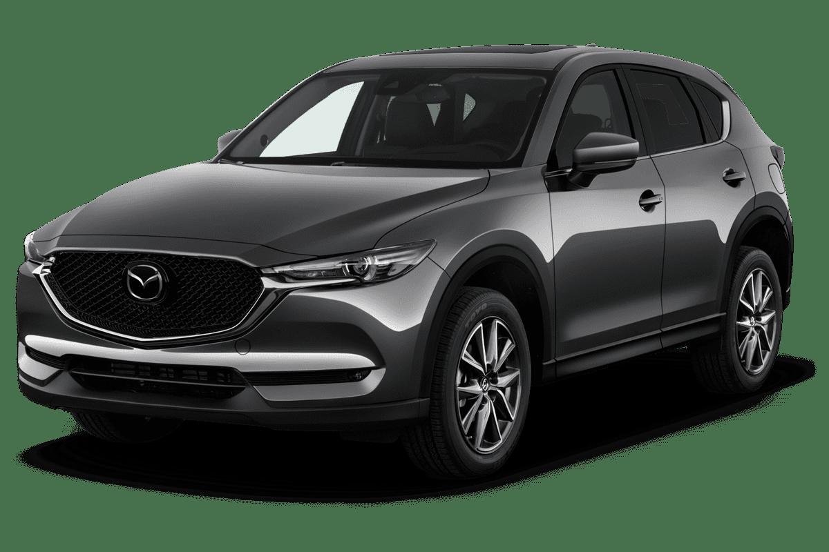 Mazda CX-5 Kangei angularfront