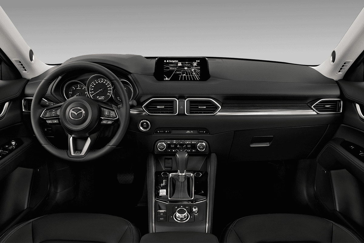 Mazda CX-5 Kangei dashboard