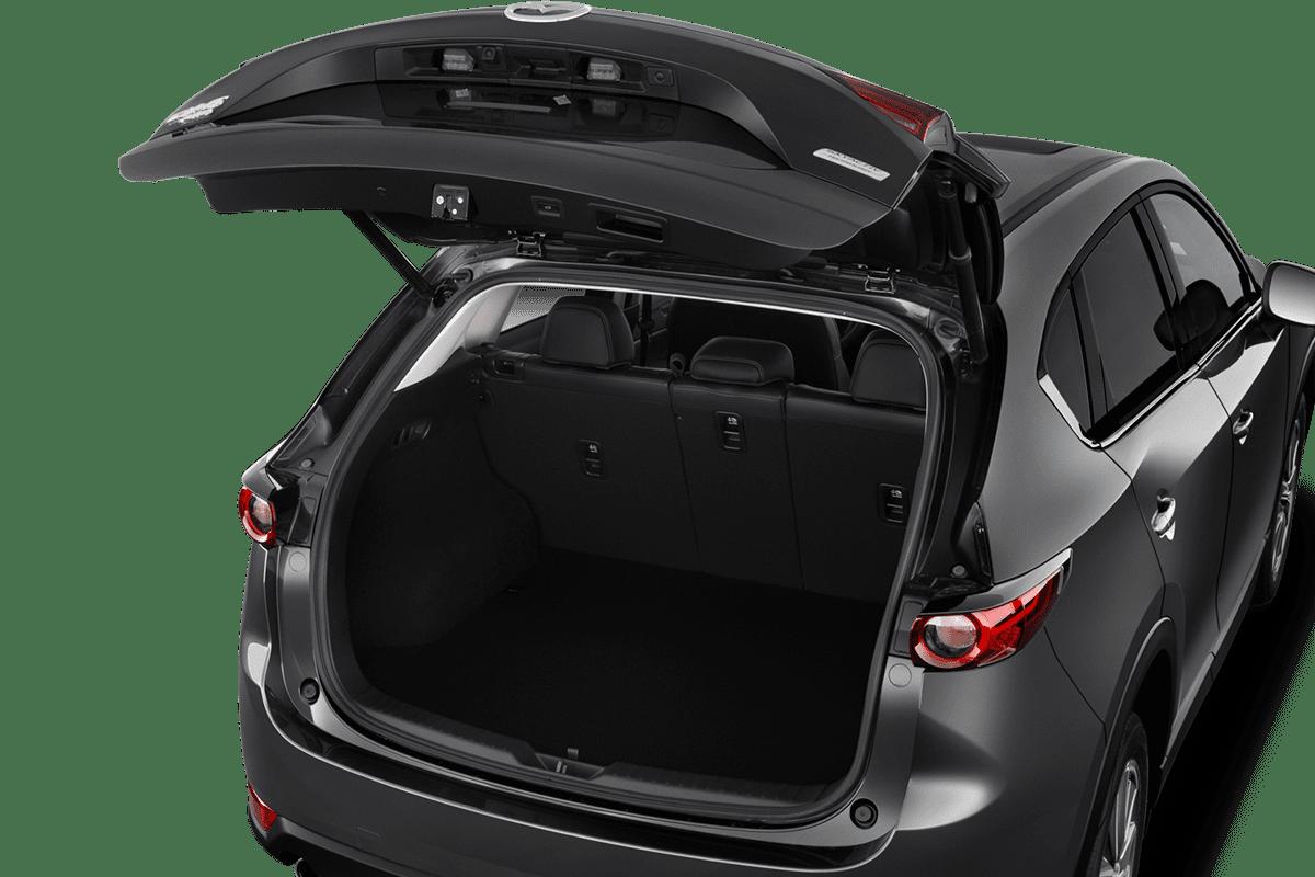 Mazda CX-5 Kangei trunk