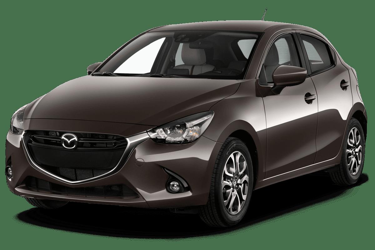Mazda 2 Signature angularfront