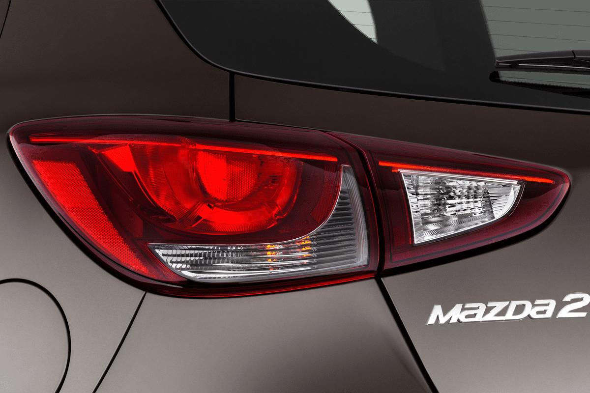 Mazda 2 Signature taillight