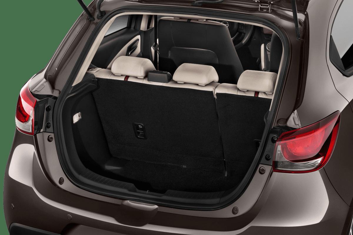 Mazda 2 Signature trunk