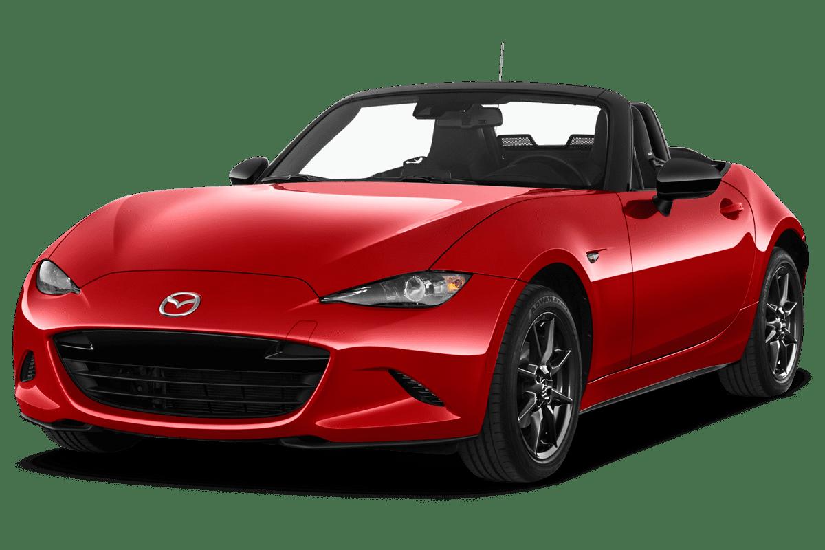 Mazda MX-5 Roadster angularfront