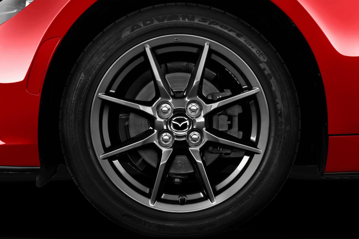 Mazda MX-5 Roadster wheelcap