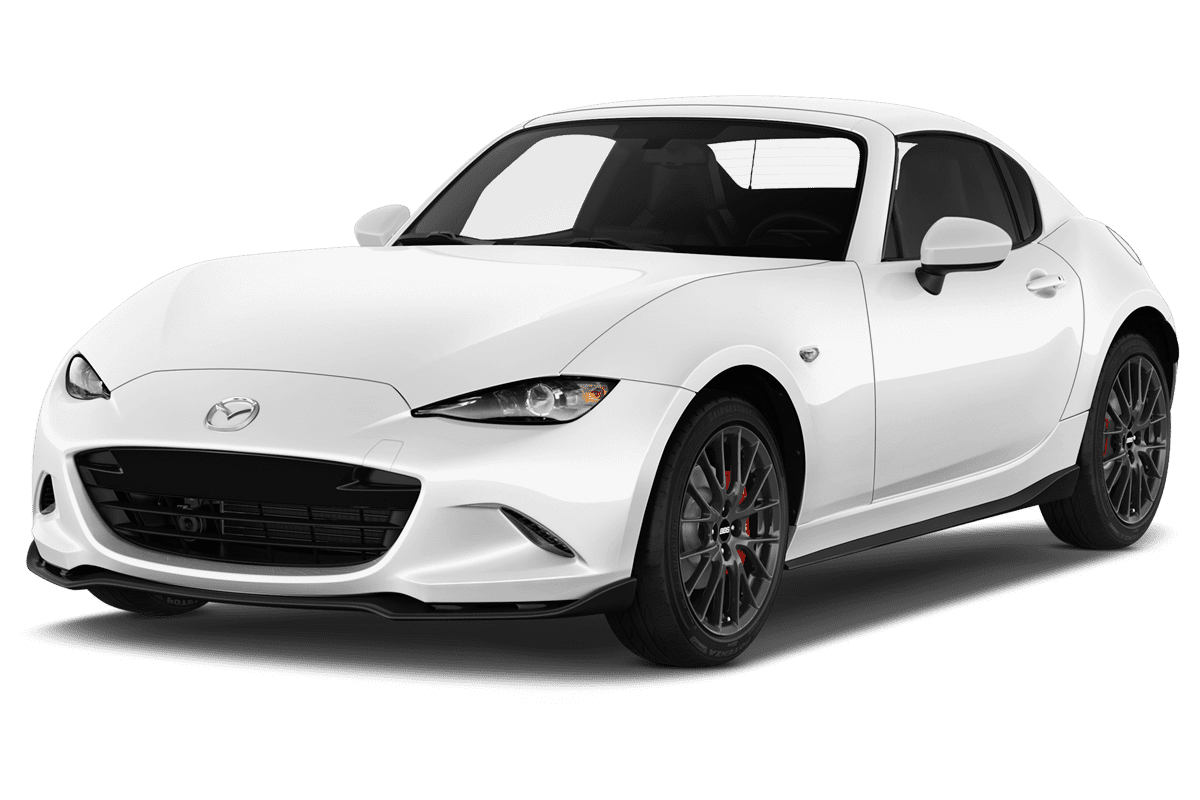 Mazda MX-5 RF angularfront