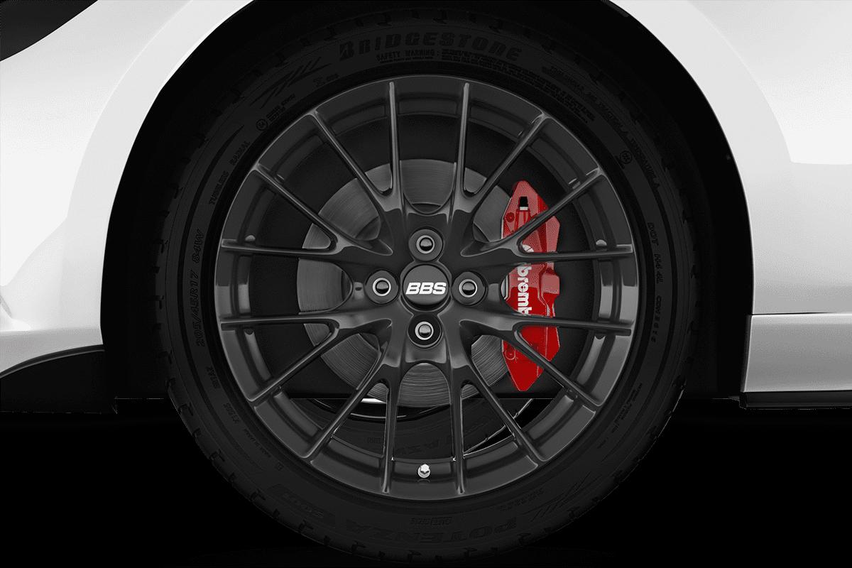 Mazda MX-5 RF wheelcap