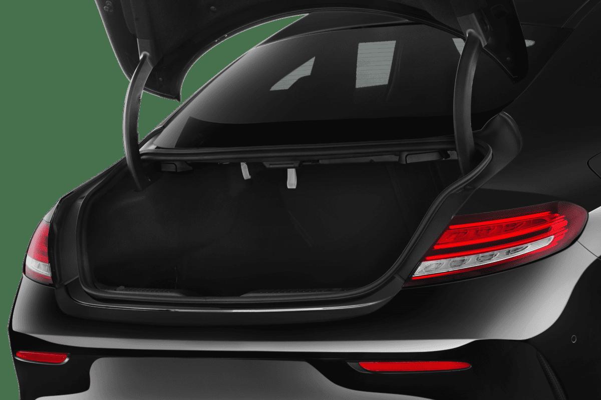Mercedes C-Klasse Coupé trunk
