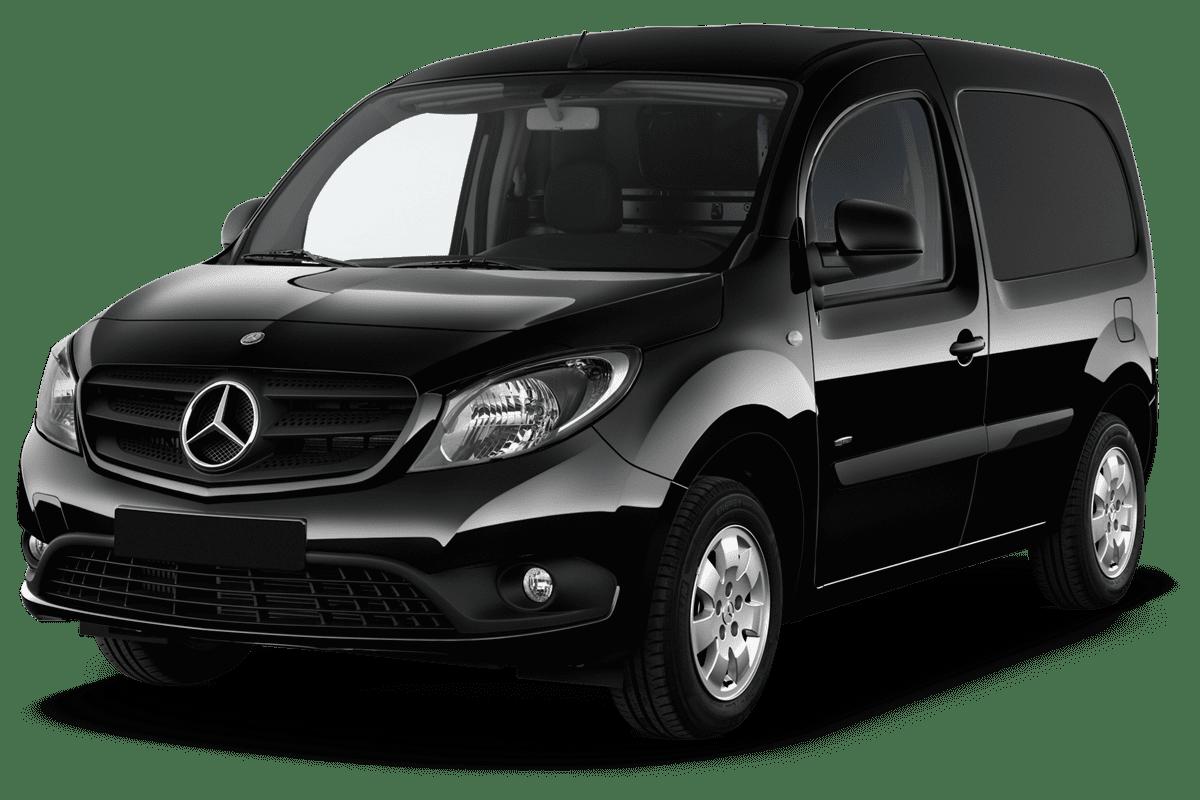 Mercedes Citan Kastenwagen angularfront