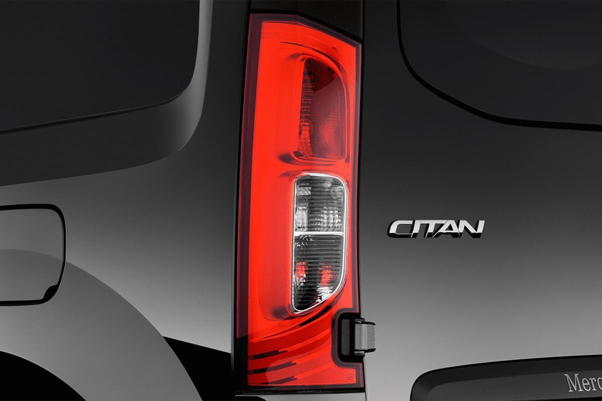 Mercedes Citan Kastenwagen taillight